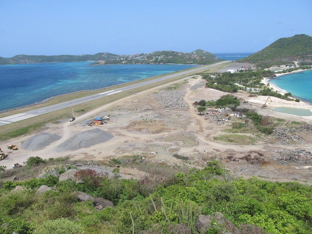 Building The Marina