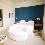 luxury bedroom at Sandy Lane Yacht Club