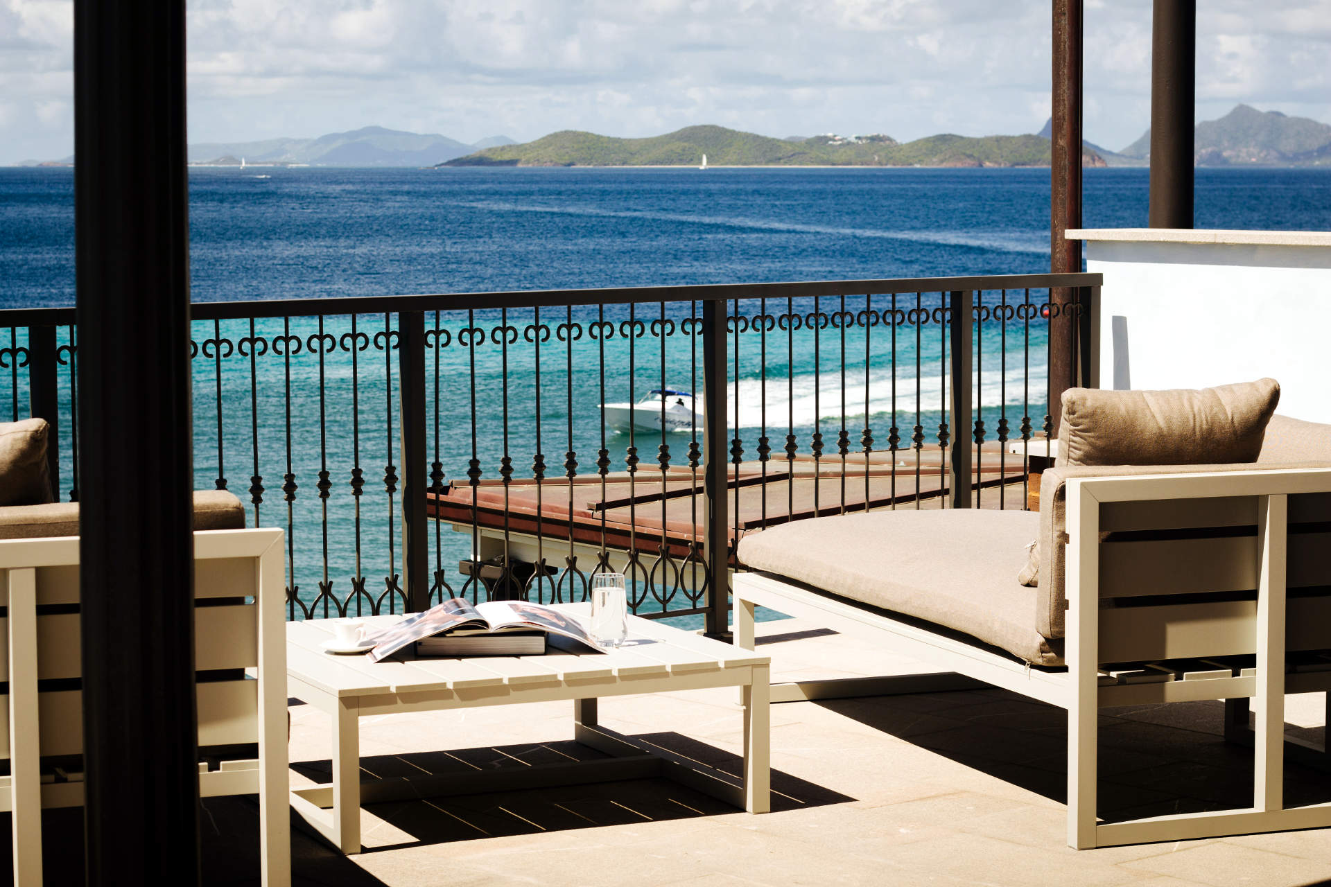 View From Sandy Lane Yacht Club & Residences