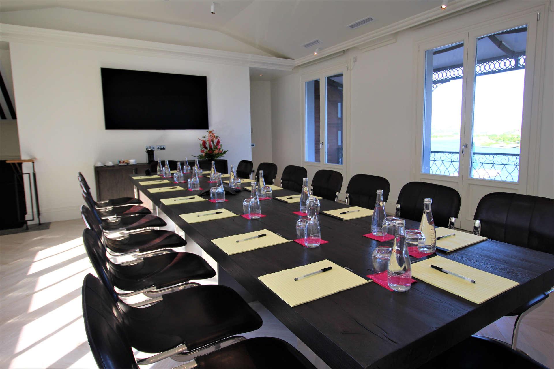 Meetings at Sandy Lane Yacht Club