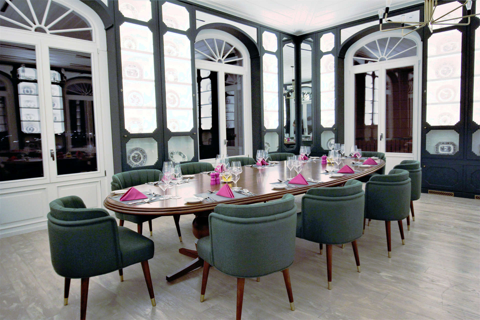 Private Dining Canouan